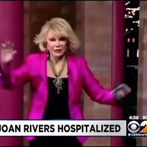 Joan Rivers Rushed To Hospital After Medical Procedure Goes Wrong