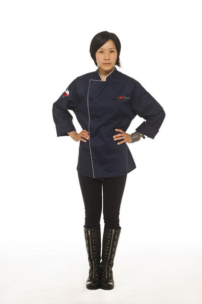 Beverly Kim competes in Season 9 of &quot;Top Chef.&quot; 