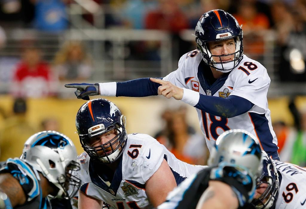 Manning brushes off retirement talk after Super Bowl glory