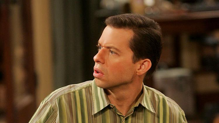 Jon Cryer stars as Alan Harper in Two and a Half Men on CBS.