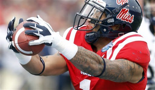 Ole Miss crushes Pitt 38-17 in BBVA Compass Bowl
