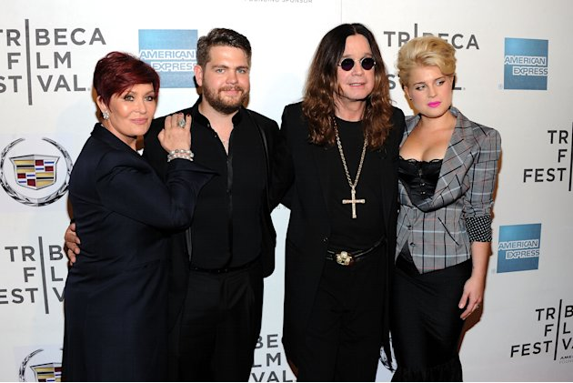 "Premiere Of ""God Bless Ozzy Osbourne"" At The 2011 Tribeca Film Festival"