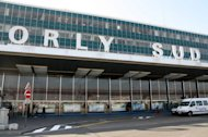 The Orly south airport in Orly, south of Paris