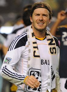 Beckham's future uncertain after winning MLS