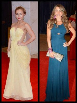 Hayden Panettiere or Sofia Vergara: Who did the White House right? (Poll)