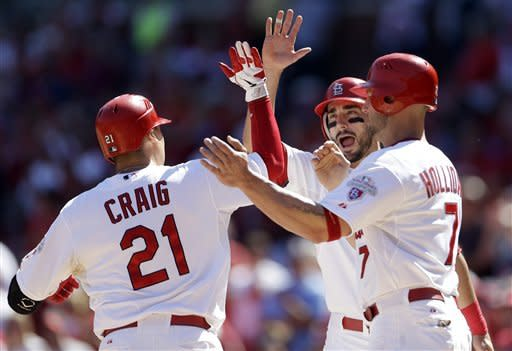 Beltran big in pinch as Cards sweep Astros at home