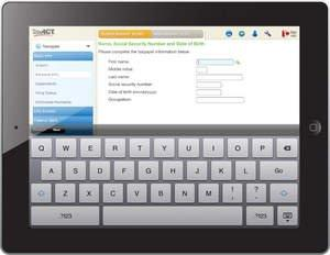 TaxACT(R) Launches Tablet App for Free Tax Preparation on Tablet, Web or Both