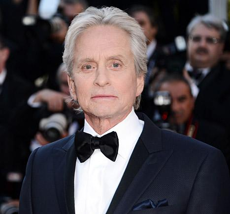 "Michael Douglas: Liberace Role ""Meant So Much"" After Cancer Battle"