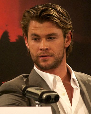 "Chris Hemsworth is starring in ""Red Dawn."""
