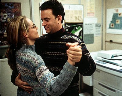 Kelly ( Helen Hunt ) and Chuck ( Tom Hanks ) value their relationship despite their long periods spent apart in 20th Century Fox's Cast Away