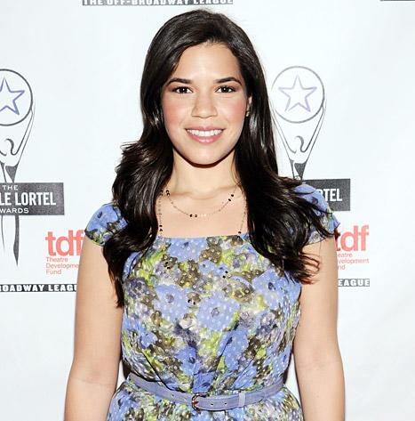 America Ferrera Graduating From College After 10 Years
