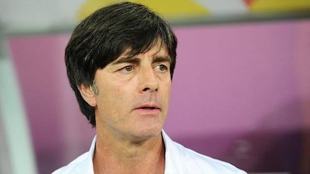 Joachim Low has committed his future to Germany