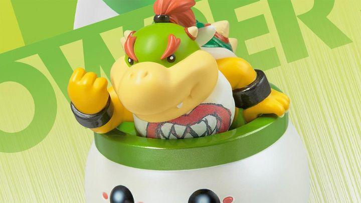 If you want a Bowser Jr. amiibo, you'll need to go to Toys R Us