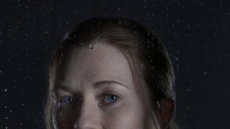 "Mireille Enos stars as Sarah Linden in ""The Killing."""