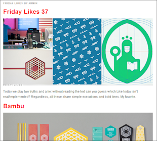 Content Marketing for Service Professionals: 3 Great Examples image brand new friday likes