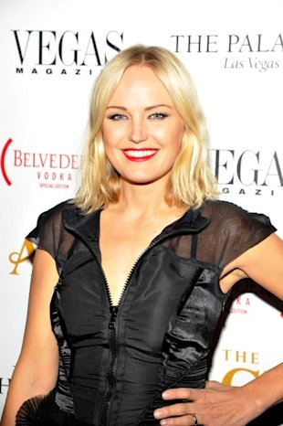 Malin Akerman attends the Grand Opening of The ACT in Las Vegas hosted by (BELVEDERE)RED