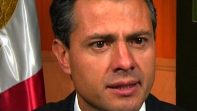 Enrique Pena Nieto ready for …