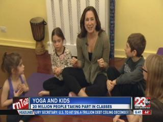 Yoga and Kids