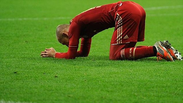 Arjen Robben (Bayern Mnchen)