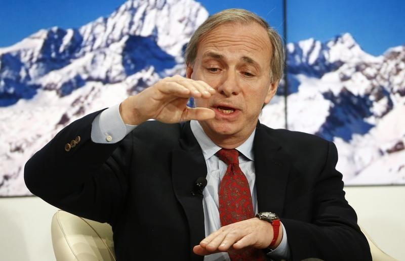 Bridgewater's Dalio calls report about feud with Jensen overblown
