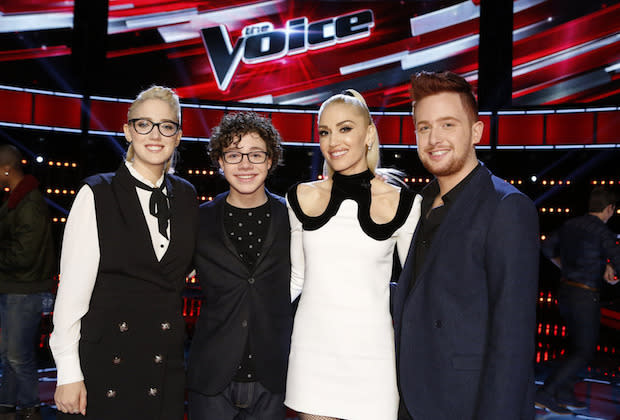 The Voice Top 10 iTunes Rankings: Who's at Risk?