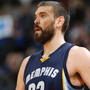 Grizzlies' Marc Gasol out indefinitely with broken foot