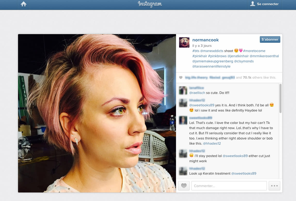 How to get rainbow hair for summer 2015