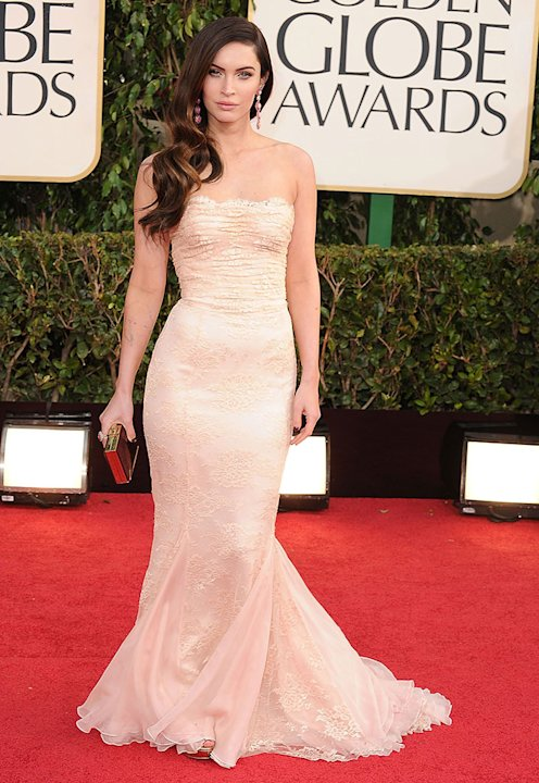70th Annual Golden Globe Awards - Arrivals: Megan Fox