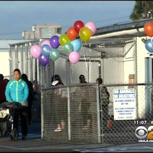 Students Return To OC School After Asbestos Concerns Shut Down Campus