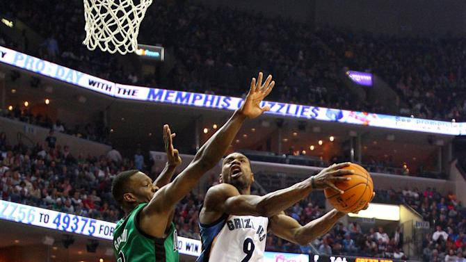 NBA: Boston Celtics at Memphis Grizzlies