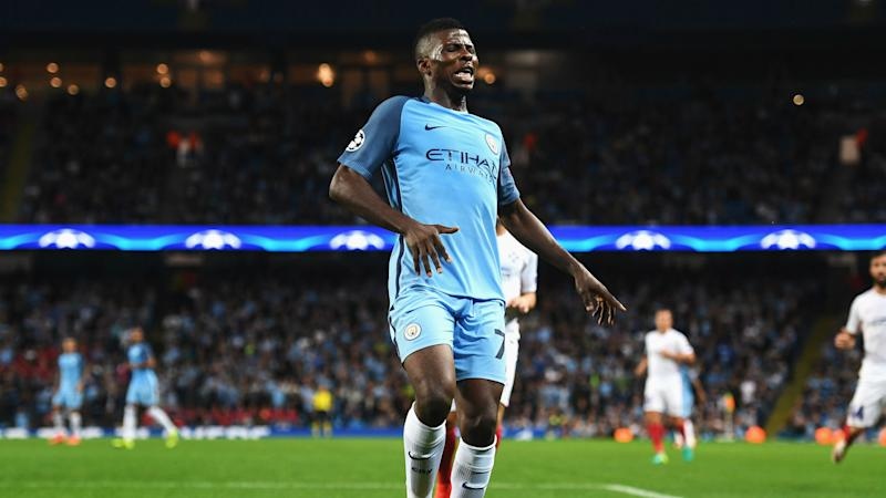 Kelechi Iheanacho has allayed the fears of Manchester City fans after he was hauled off during Manchester City versus Steaua Bucuresti match.