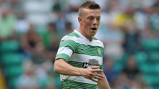 Callum McGregor is determined to make an impact at Notts County