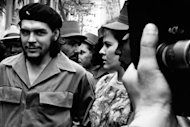 Ernesto &quot;Che&quot; Guevara, bajo la mirada del clebre fotgrafo cubano Korda