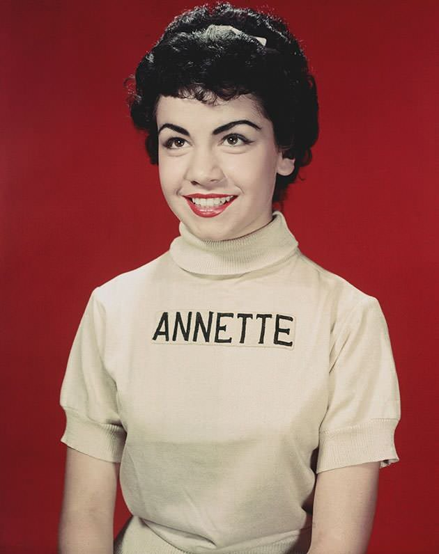 Annette Funicello: Five facts about the Disney icon | Wide ...