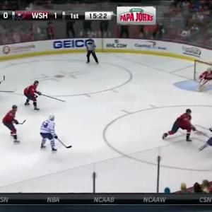 Braden Holtby Save on Phil Kessel (04:39/1st)