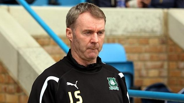 John Sheridan led Plymouth to safety in League Two