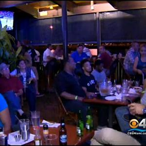 Fans Crowd Miramar Bar In Anticipation Of Mayweather, Pacquiao Fight