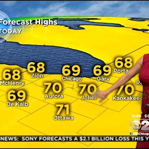 CBS 2 Morning Weather