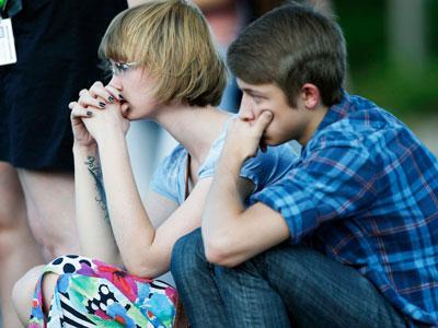 Colo. shootings dominate weekly messages