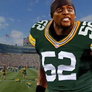 Ray Lewis was seconds away from becoming a Green Bay Packer