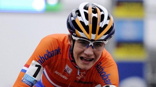 Marianne Vos (AFP)