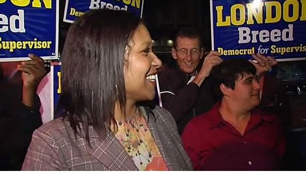 London Breed increasing lead in SF District 5 race