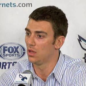 Hornets sign free agent Tyler Hansbrough