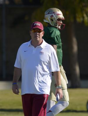 Florida State's Fisher doesn't believe in destiny