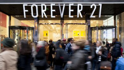 The Trouble With Forever 21's Massive Times Square Store
