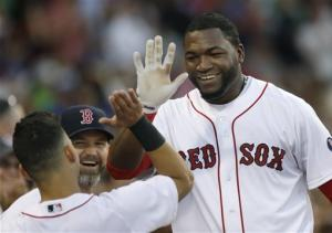 Red Sox score season best in 17-5 win over Rangers