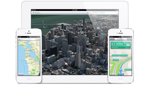Apple CEO Tim Cook Apologizes for New Maps Glitches (ABC News)