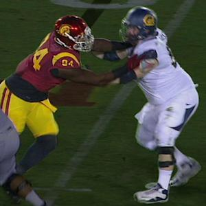 Evaluating University of Southern California defensive end Leonard Williams' skill set