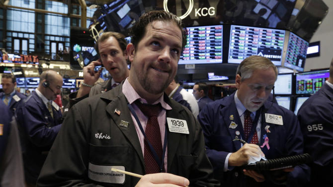 No October jinx this time for the stock market