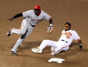 Brandon Phillips' Flashy Play and the One Thing He Should Drop